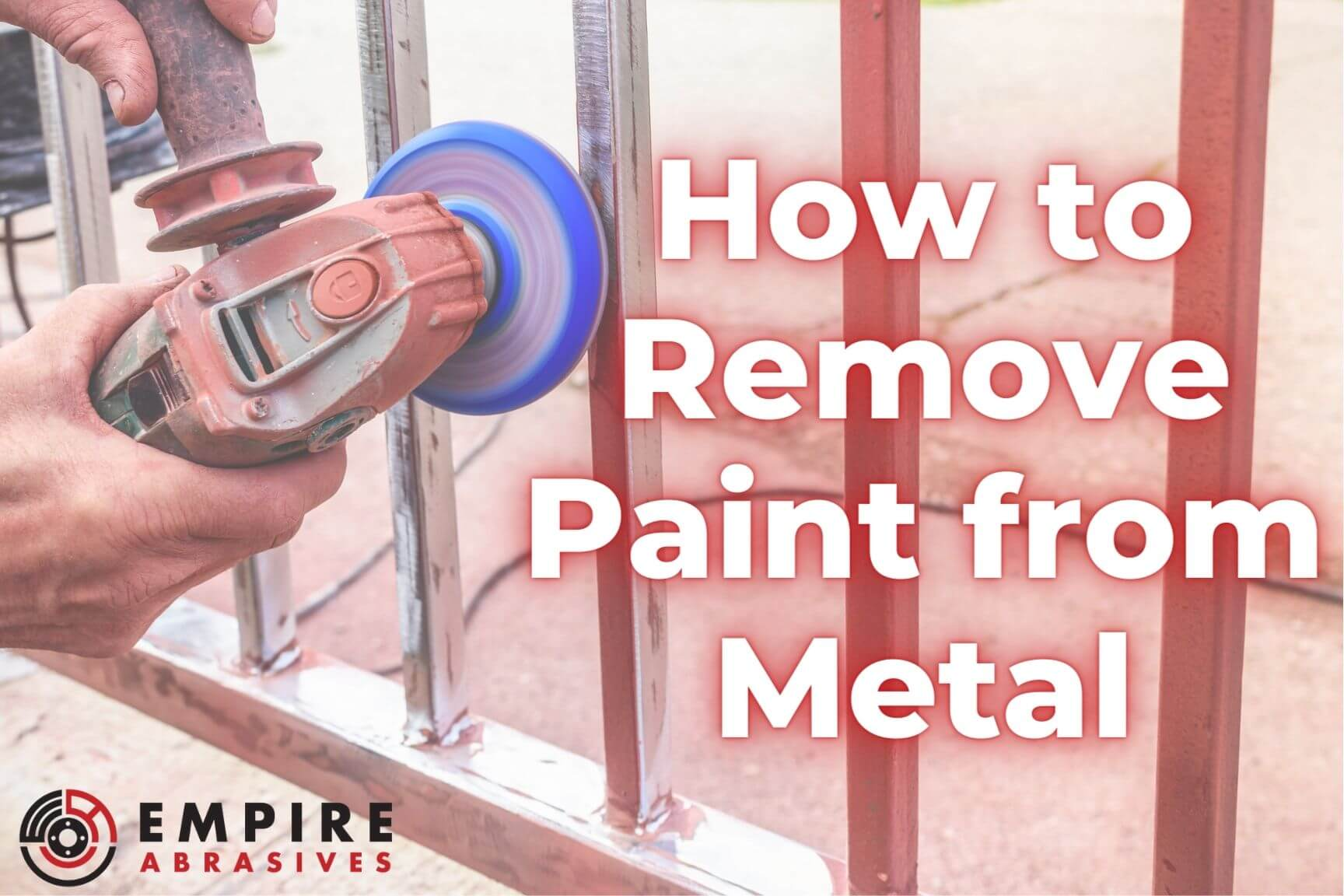 How to Remove Paint from Metal Surfaces